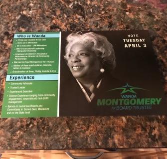 Campaign Postcard